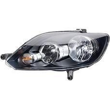 HELLA 1EE009948-051 (5M1941005G) основная фара - легковой автомобиль - 12v Golf (Гольф) plus (5m1 521)