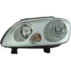 HELLA 1EE010203-011 (2K0941005D / 2K0941005B) основная фара - легковой автомобиль Caddy (Кадди) III kombi (2kb 2kj 2cb 2cj)