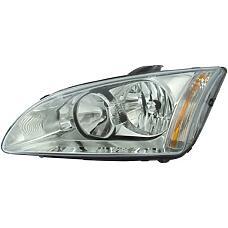 HELLA 1EL010201011 (1480990 / 1324256 / 1385257) фара Ford (Форд) Focus (Фокус) II 1.4-2.5 c 04> левая хром