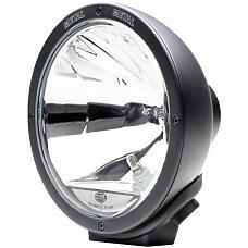 HELLA 1F8007560401  фара дополнительная д / с luminator metal 1шт. с габаритом(черный матовый корпус)