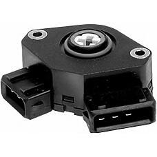HELLA 6PX 008 476-261 (037907385M) датчик положения дроссельной заслонки\ Audi (Ауди) 80 / a6, VW Golf (Гольф) / Passat (Пассат) 2.0i 90-99