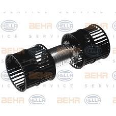 HELLA 8ew009100-021 (1015485 / 7112175 / 91AG18565AA) моторчик отопителя Ford (Форд) Escort (Эскорт) vII turnier