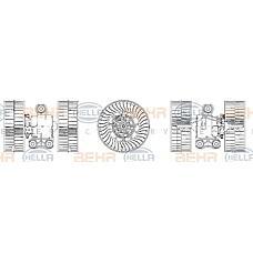BEHR-HELLA 8EW009158-171 (0008358304 / A0008358304 / 8358304) электродвигатель вентилятора салона