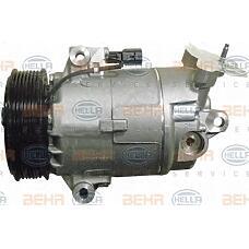 HELLA 8FK351340221 (92600JD000) компрессор кондиционера Nissan (Ниссан) qashqai 1 6 07