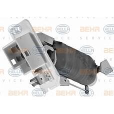 HELLA 9xx009122-011 (1845791 / 90383817 / 4758272) резистор вентилятора отопителя дополнительный Opel (Опель) Astra (Астра) f schr?gheck