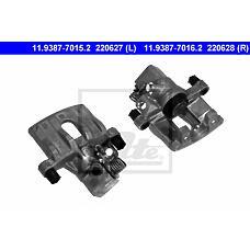 ATE 11.9387-7015.2 (BPYK2671XB / 1324305 / 1365653) суппорт тормозной