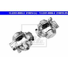 ATE 13.2351-8006.2 (2014200383 / 2014200183 / 1244200383) суппорт тормозной