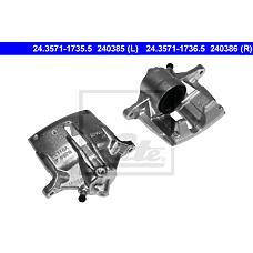 ATE 24.3571-1735.5 (1126717 / 1123895 / C2S12637) суппорт тормозной пер.л.\ Ford (Форд) Mondeo (Мондео) 1.8-3.0 00> bosch diam.57.0