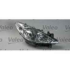 VALEO 043649 (620886 / 043649_VL) фара левая\ Peugeot (Пежо) 307 05>