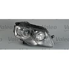 VALEO 088981 (3C0941753D / 3C0941753G / 3C0941753) фара левая электр.ксенон. v-type\ VW Passat (Пассат) all 05>