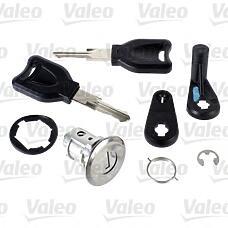 VALEO 256962 (805027132R / 806010423R / 7701367879) личинка замка передней двери renaul logan лев / прав