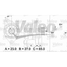 Valeo 436281