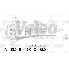 Valeo 436610