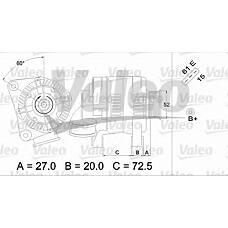 Valeo 437117