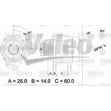 VALEO 437172