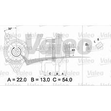 Valeo 437338