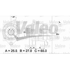 Valeo SG12B040