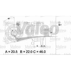Valeo 437355