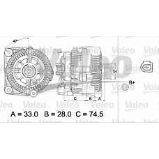 Valeo 437450