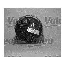 VALEO 439558 (03G903023 / 021903026L / 03G903023X) генератор 75a\ Skoda (Шкода) Octavia (Октавия) / superb, VW crafter 1.9-3.6 04>