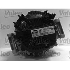 VALEO 439611 (2711541402 / 439611_VL) генератор 120а\ mb w204 / s204 1.8-2.5 06>