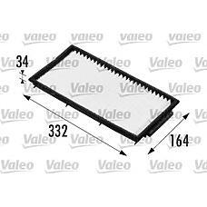 VALEO 698170 (64311390836) Салонный фильтр