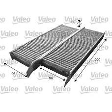 VALEO 715555 (6447XG / 647993) фильтр салонный