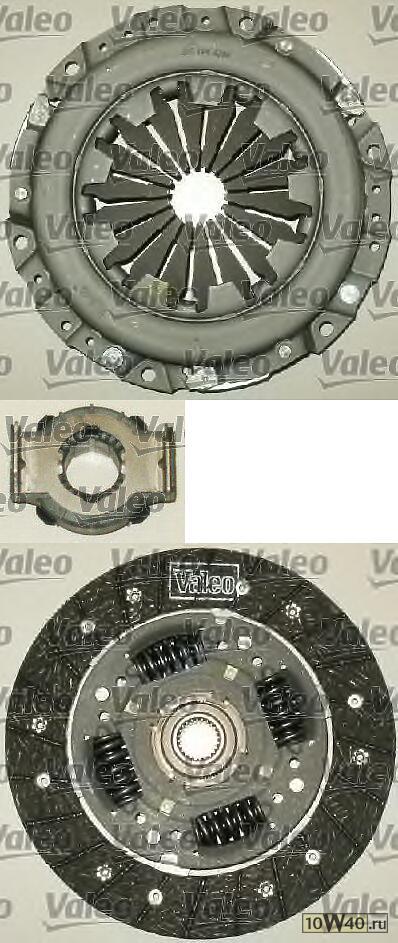 Комплект сцепления Alfa Romeo 33, 145, 146