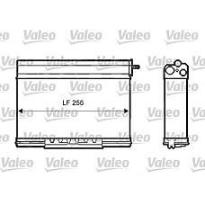 VALEO 812401 (64119128953) радиатор печки BMW (БМВ) e87 / e90