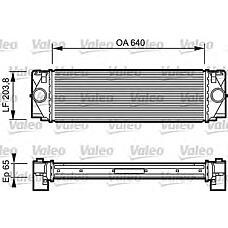 VALEO 817994 (9065010101 / A9065010101 / 817994_VL) интеркулер