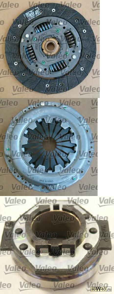 Комплект сцепления Fiat Albea, Grande Punto 1.4 05>