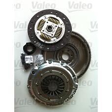 VALEO 835035 (03G105266BM / 03L105266E / 03G105264G) к-кт сцепления с маховиком\ Audi (Ауди) a3, VW Golf (Гольф) / jetta / Passat (Пассат) / Touran (Тоуран) 1.9tdi 03>