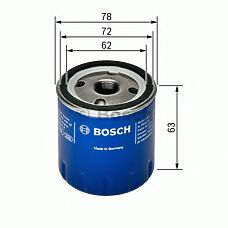 BOSCH 0451103141 (0892202011 / 4273810 / 1651073002000) фильтр масляный
