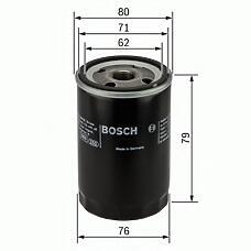 BOSCH 0 451 103 297 (5650305 / VOF28 / 90510935) фильтр масляный\ Opel (Опель) Astra (Астра) f / g 1.7d / 2.0i 94-05