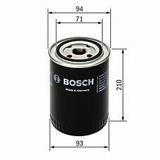 BOSCH 0451105067 (61671160 / 1160025 / 61673585) фильтр масляный