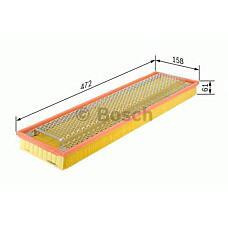 BOSCH 1457429988 (6030940104 / 5022745 / 25062206) фильтр воздушный