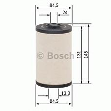 BOSCH 1457431159 (3554700092 / 5894520800 / 81125030011) фильтр топливный man / iveco / termoking