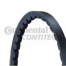 CONTITECH AVX10X1450 (06580721391 / 1820459 / C7NN8620A) ремень клиновой