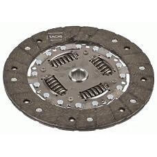 SACHS 1862393343 (044141032H / 037141033F / 037141033M) диск сцепления sachs