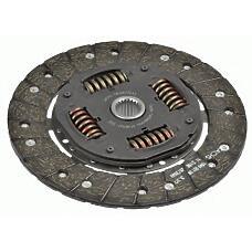 SACHS 1862873042 (3450030 / 95632504 / 5881545) диск сцепления sachs