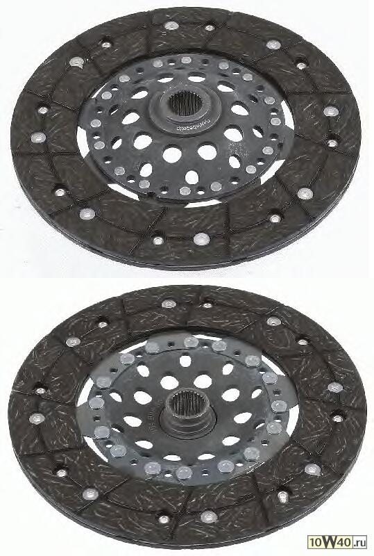 Диск сцепления VW T4 95> 2.8VR6/2.8 V6 00>