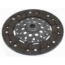 SACHS 1864998501 (021141031N) диск сцепления VW t4 95> 2.8vr6 / 2.8 v6 00>