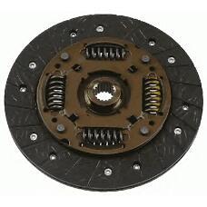 SACHS 1878 600 901 (96612553 / 96343030 / 96325012) диск сцепления\ Chevrolet (Шевроле) aveo / kalos, Daewoo (Дэу) kalos 1.2 03>