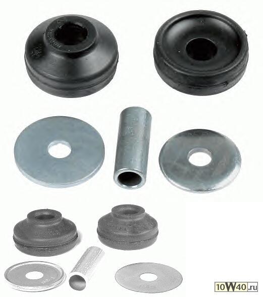 ремкомплект опоры амортизационной стойки | перед прав / лев | honda: accord III aerodeck (ca5), accord III (ca4, ca5), accord IV aerodeck (cb), accord IV (cb), accord IV coupe (cc1), accord V aerodeck (ce), accord V (cc7, cd)