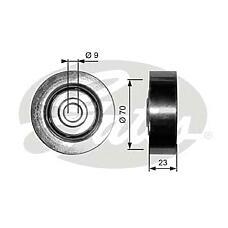 GATES T36297 (11282247435 / 6340539 / 9266523) ролик обводной BMW (БМВ) e38 / e39 / e46 2.0-3.0 98-05 поликлинового ремня