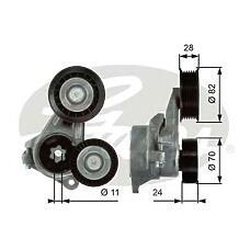 GATES T39024 (1367254 / 4M5Q6A228ED) ролик руч ремня с натяжителем Ford (Форд) Focus (Фокус) c-max 1 8tdci 05=]