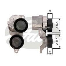 GATES T39026 (31251251 / 30757282) натяжной ролик п / к ремня volvo