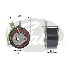 GATES T43186 (LR009395 / MN982126 / 0829F5) ролик ремня грм Peugeot (Пежо) / Ford (Форд) / Citroen (Ситроен) 2.2tdci / hdi 06=>