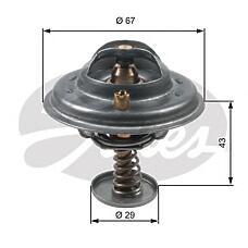 GATES TH27680G1 (1162000315 / 0042033975 / 0042034075) термостат (7412-10411)