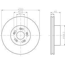 TEXTAR 92056600 (1404211012 / 1404210912 / 1404210212) диск тормозной передний\ mb w140 / c140 2.8-6.0 91-99